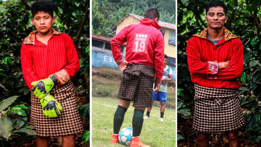 Echeb'al: corto que muestra al mundo la historia de Xejuyup, equipo de fútbol guatemalteco