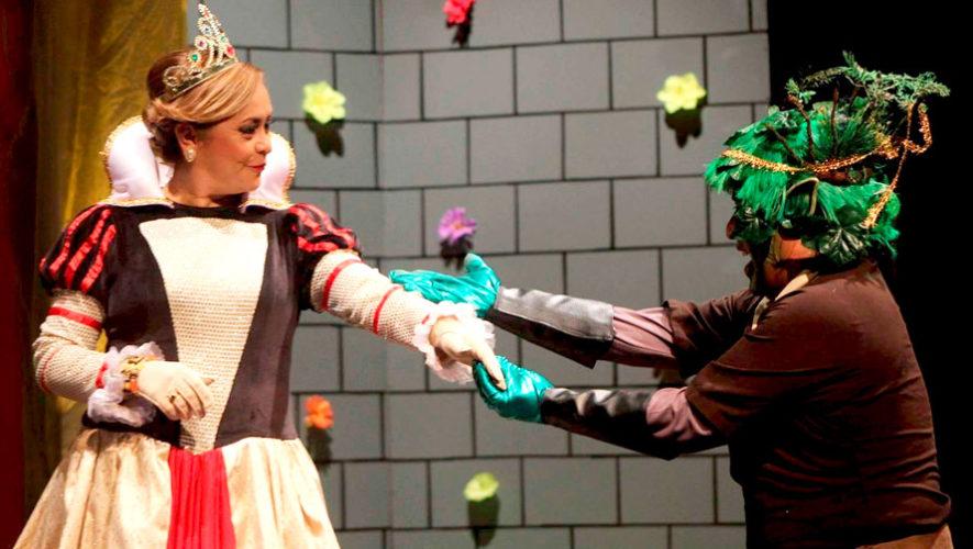 El Príncipe Encantado, obra de teatro familiar | Febrero - Marzo 2020
