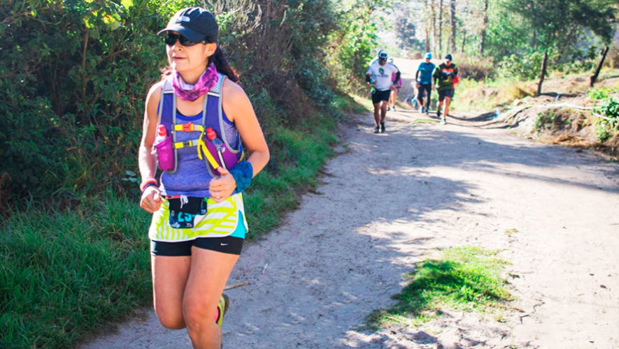 Entre Ruinas, carrera Trail Run en Tecpán, Chimaltenango | Febrero 2020