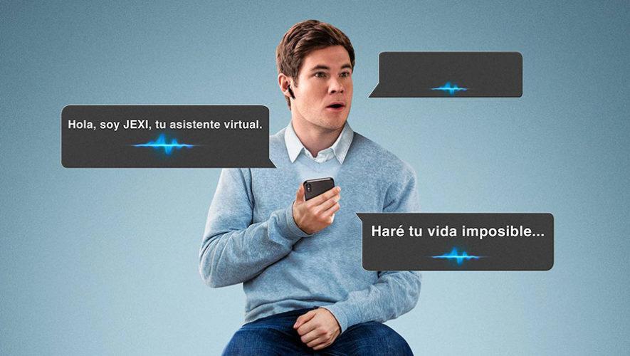 Estreno en Guatemala de la película Jexi: Un celular sin filtro | Febrero 2020