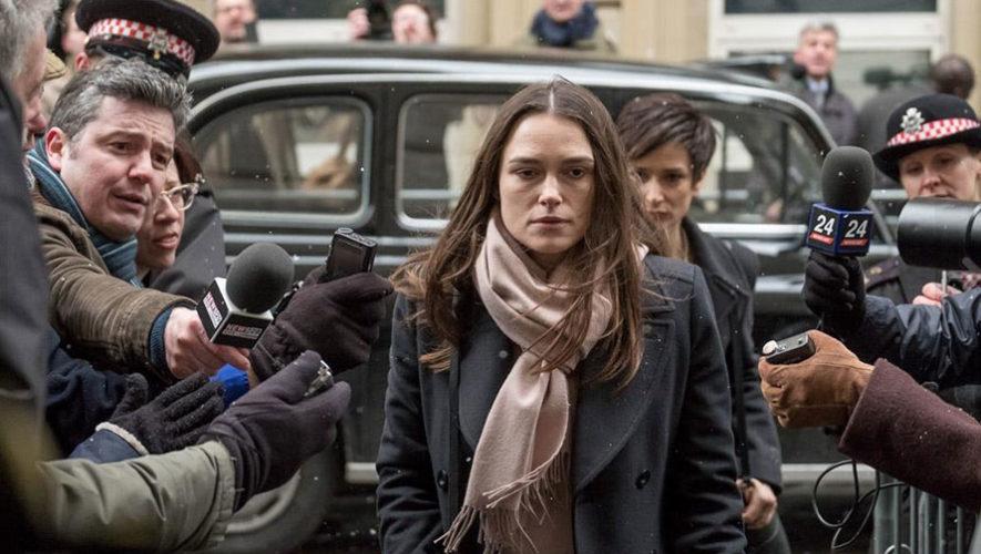 Fecha de estreno en Guatemala de la película Secretos de estado | Enero 2020
