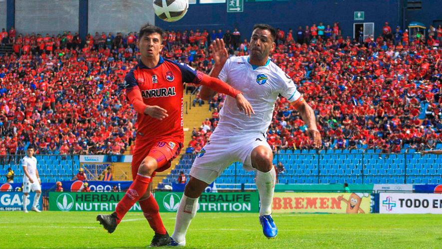 Fecha, hora y canales para ver el clásico 311 Municipal y Comunicaciones, Torneo Clausura 2020