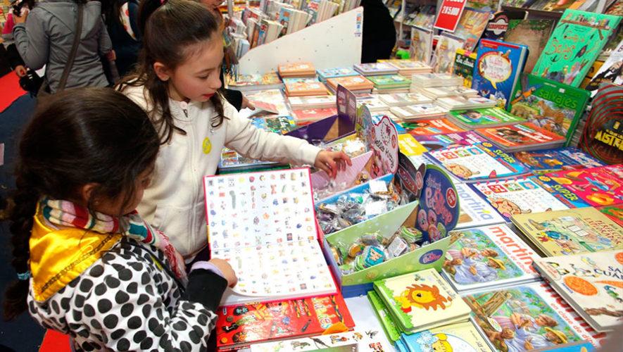 Feria Internacional de la Lectura Infantil y Juvenil en Guatemala | Marzo 2020