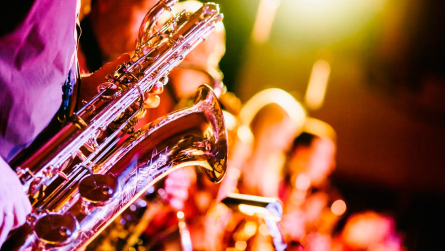 Festival de jazz en la Zona 15   Enero 2020