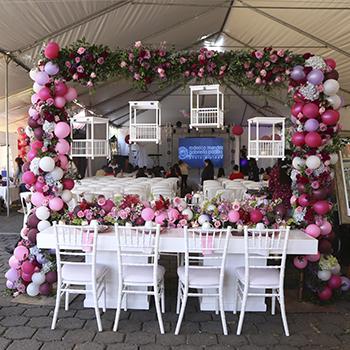 Festival de quince años en Portal de bodas y eventos 9
