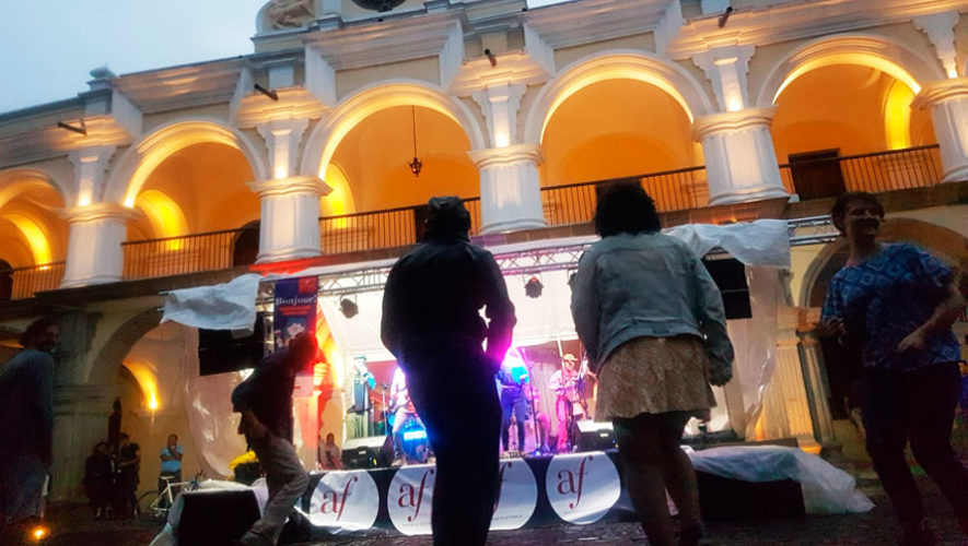 Fiesta gratuita en la Alianza Francesa de Antigua Guatemala | Enero 2020