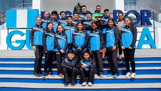 Guatemala buscará ser protagonistas del Campeonato Centroamericano Infantil y Juvenil 2020