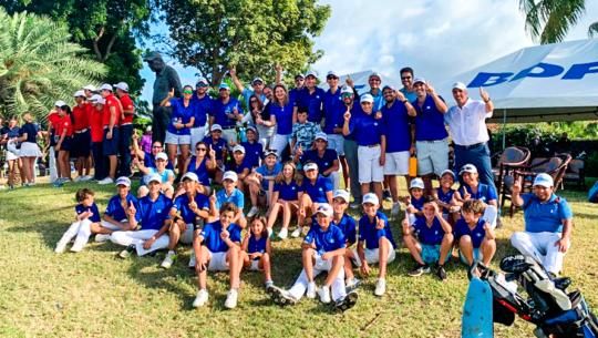 Guatemala conquistó el Campeonato Interclubes Infanto-Juvenil de Centroamérica y Panamá 2020