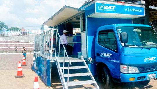 Habilitarán agencia móvil de la SAT en la USAC durante enero y febrero 2020