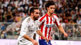 Hora y canal para ver en Guatemala el derbi Real Madrid vs. Atlético, 1 de febrero 2020