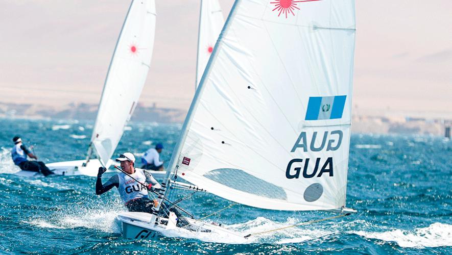 Juan Maegli comenzó con su preparación rumbo a los Juegos Olímpicos de Tokio 2020