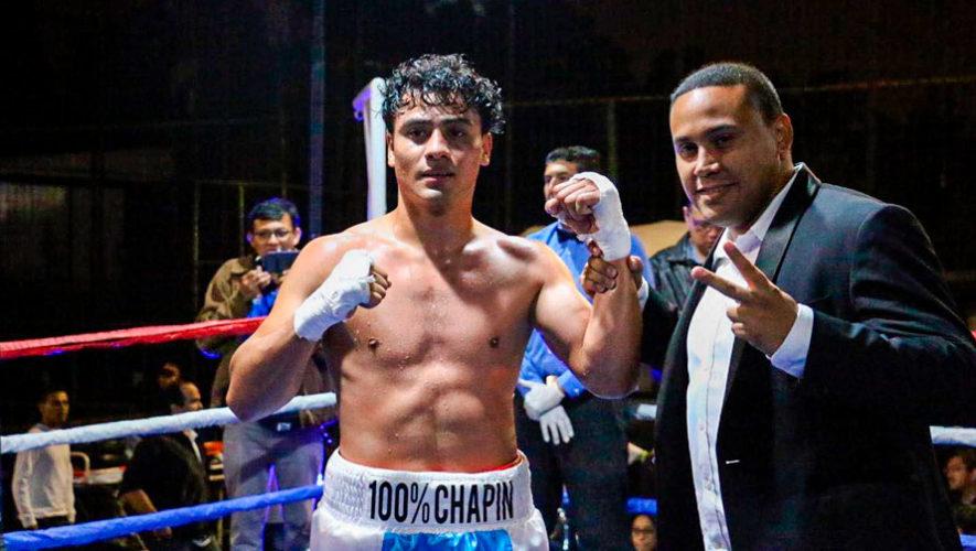 Lester Martínez tendrá su primera pelea profesional en Las Vegas, Estados Unidos
