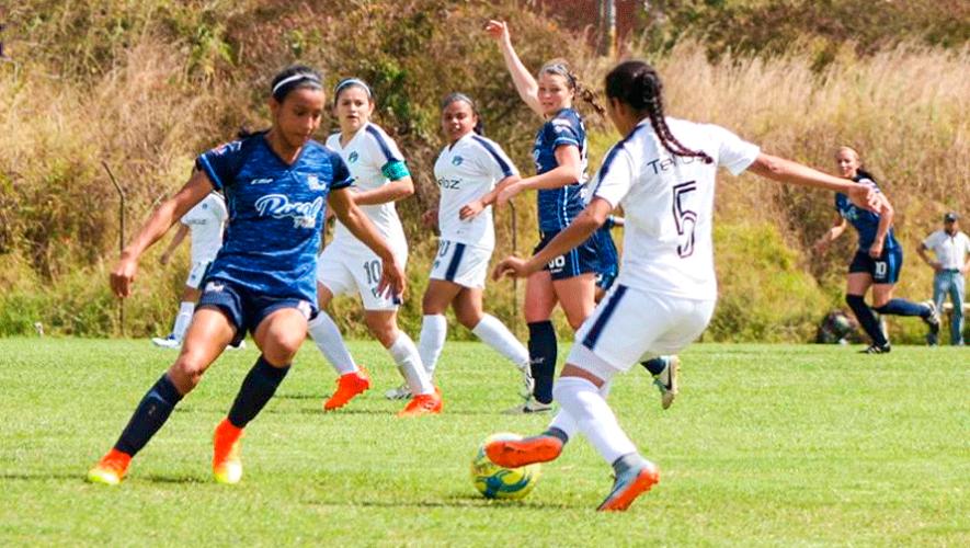 Liga Nacional Femenina: Grupos y calendario de partidos del Torneo Clausura 2020