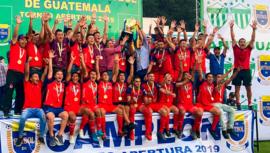 Liga Nacional de Guatemala es la mejor de Centroamérica, según la IFFHS
