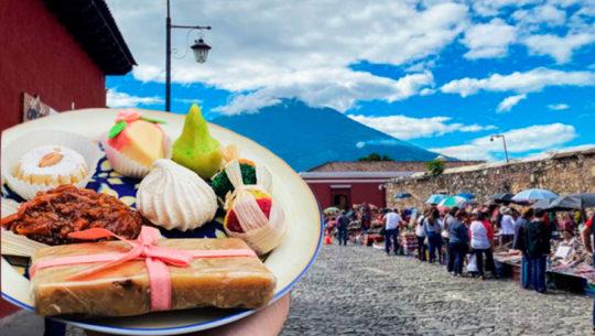 Los dulces típicos que se elaboran hace más de 100 años en Antigua Guatemala