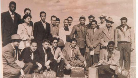 Los primeros atletas que representaron a Guatemala en unos Juegos Olímpicos