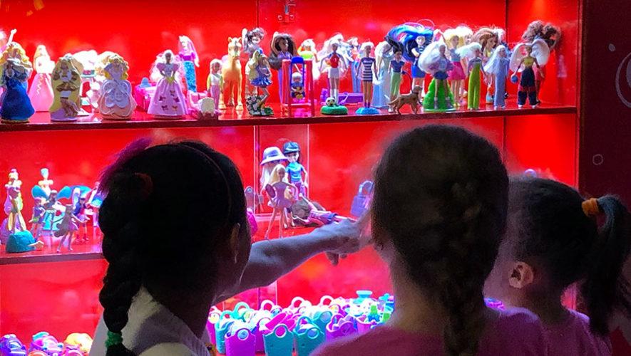Museo de la Cajita Feliz de McDonald's Quetzaltenango | Enero 2020