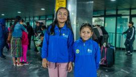 Niñas de escasos recursos competirán en el Campeonato Centroamericano Infanto-Juvenil 2020