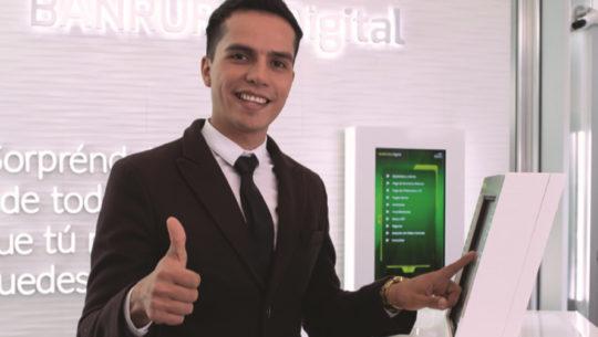 Nuevas agencias digitales de Banrural Guatemala portada