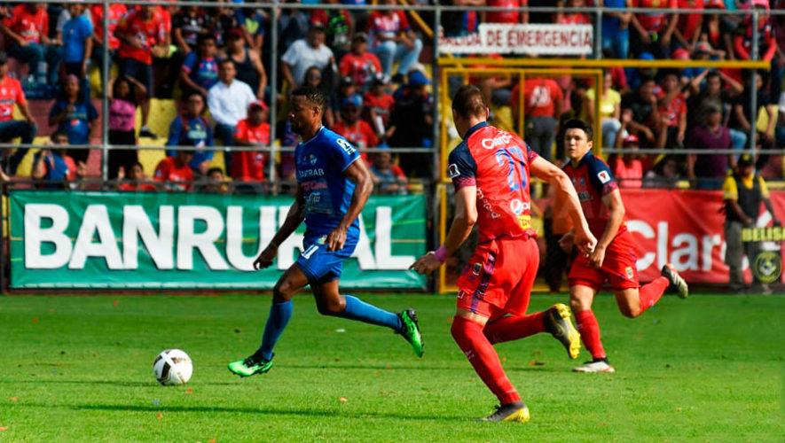 Partido de Cobán y Municipal por el Torneo Clausura, Primera Jornada | Enero 2020