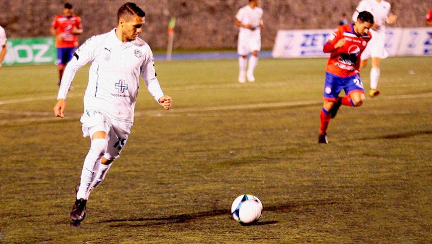 Partido de Comunicaciones y Xelajú por el Torneo Clausura, Primera Jornada | Enero 2020