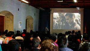 Proyección de la película Auschwitz en el Museo del Holocausto | Enero 2020