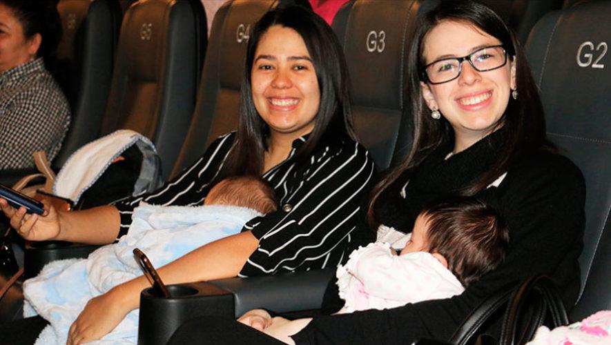 Proyección especial de cine para padres y bebés | Enero 2020