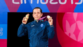 Raúl Anguiano es nominado al mejor paratleta de América del 2019