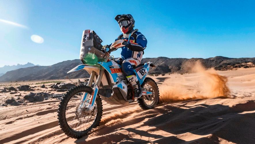 Resultados de Francisco Arredondo en el Rally Dakar 2020