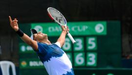 Rival de Guatemala para los playoffs de la Copa Davis 2020
