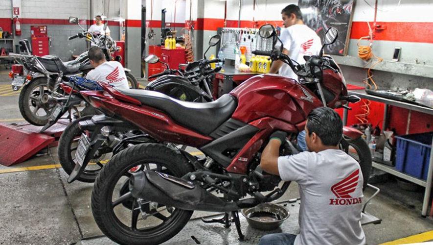 Servicios gratuitos para motos en Zona 5 | Enero 2020