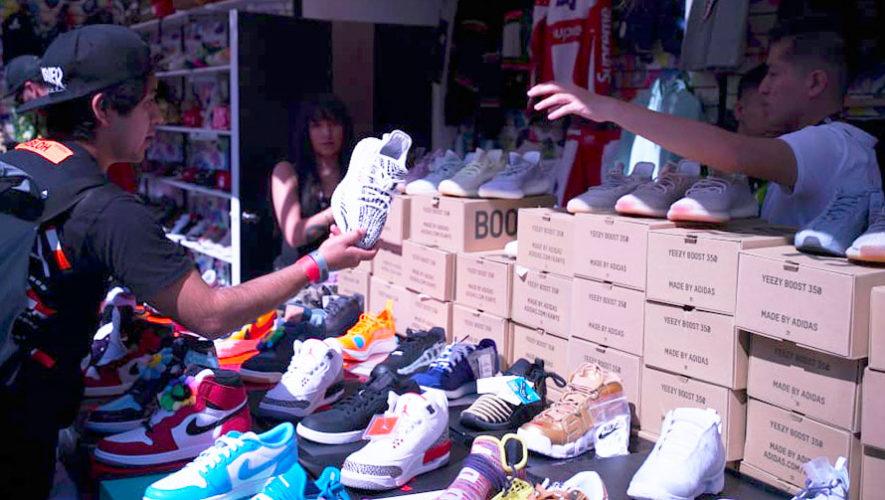 Sneaker Fever: Festival dedicado a los tenis en Guatemala | Marzo 2020