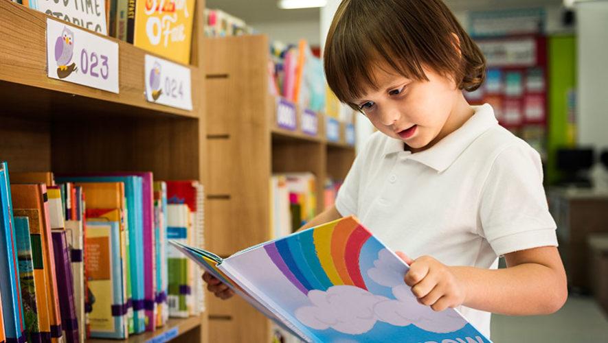 Taller de lectura para niños en Zona 1 | Enero 2020