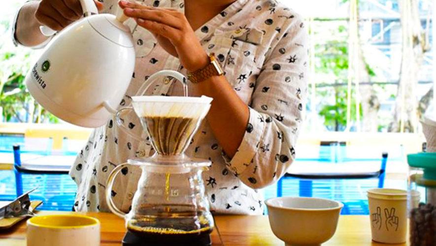 Taller de métodos de café para principiantes | Enero 2020