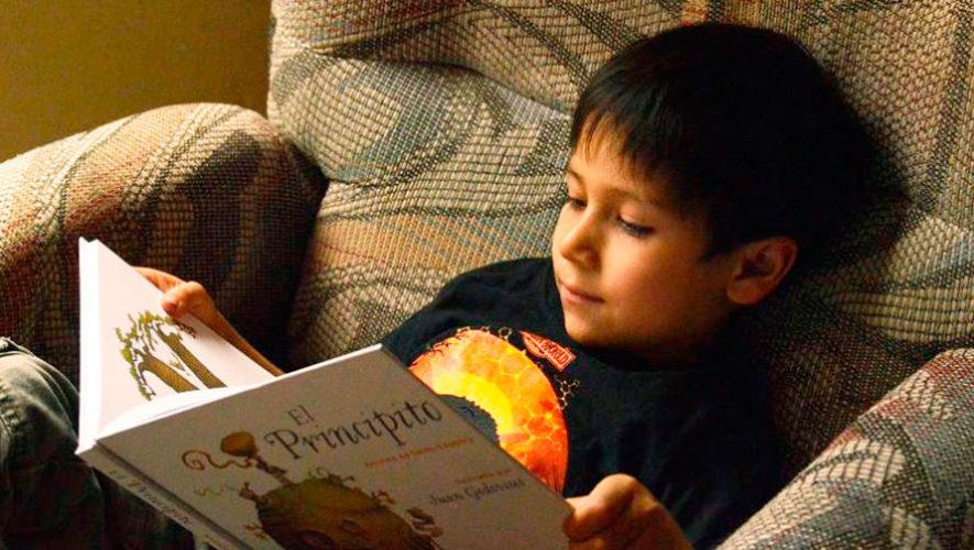 Taller y lectura de El Principito en Quetzaltenango | Enero 2020