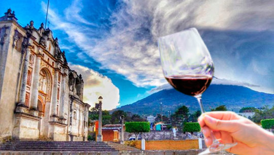 Tipos de vino producidos en San Juan del Obispo