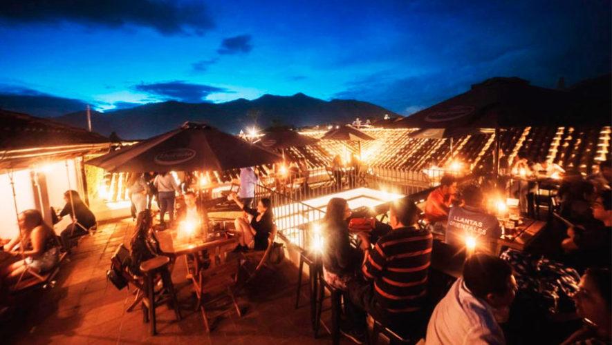 Tour de bares en Antigua Guatemala | Febrero 2020