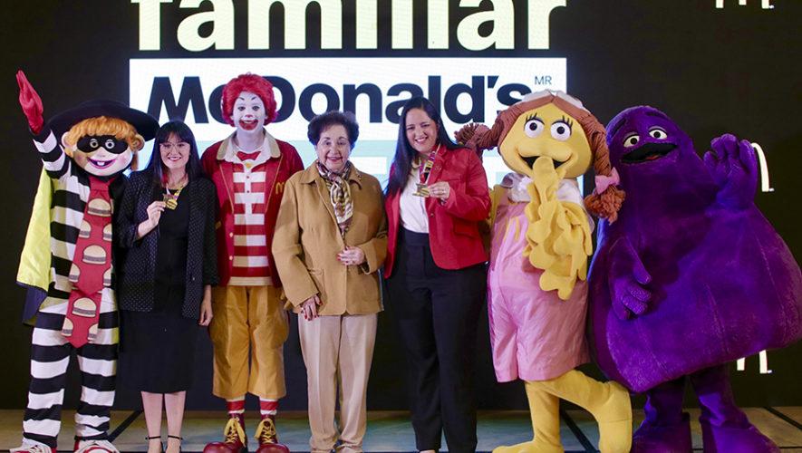 VII Carrera Familiar de McDonald's en Guatemala | Febrero 2020