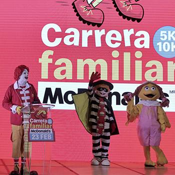 VII Carrera Familiar de McDonald's en Guatemala