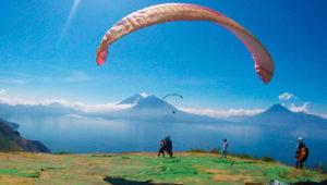 Viaje para sobrevolar el Lago de Atitlán | Enero 2020