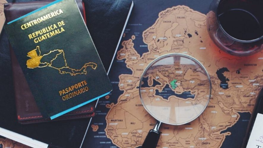 pasaporte de guatemala