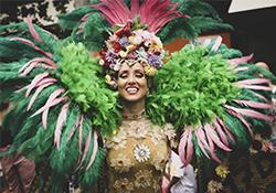 Vive el Carnaval de Río en Brasil este 2020