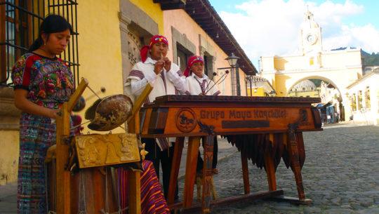 20 de febrero: Día Nacional de la Marimba en Guatemala