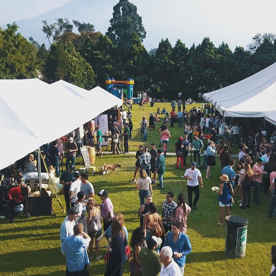 (Foto: Festival de Cerveza Artesanal Guatemala)