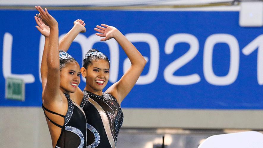 Adaya y Ninoshka Gámez se colgaron el bronce en la II Copa Estado de México 2020