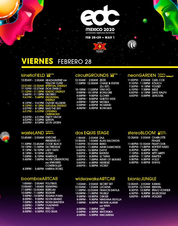 Ale Q, Pako Rodríguez y Francis Dávila forman parte del Festival