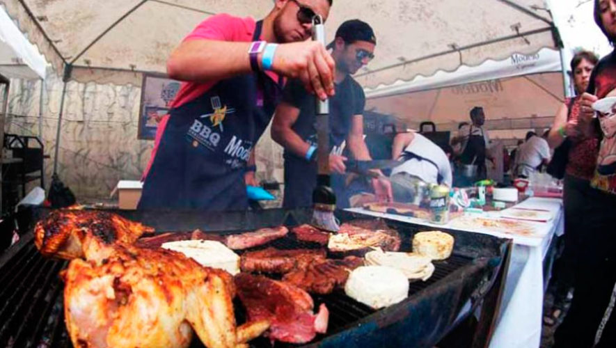 BBQ Challenge de Club Rotario Guatemala | Marzo 2020