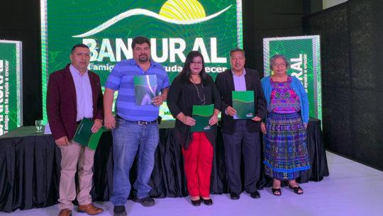 Banrural destinará 12 mil millones para emprendimientos guatemaltecos 8