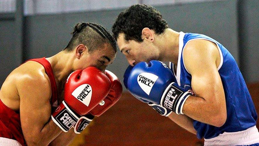 Campeonato Nacional Élite y Juvenil de Boxeo en Guatemala   Marzo 2020