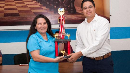 Carlos Juárez y Carolina Mazariegos vuelven a reinar en el Campeonato Nacional 2020